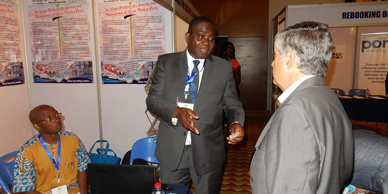 Forum Africa Ports Evolution/ ACL nommé gold partner dévoile sa plate-forme de service portuaire (PSP)