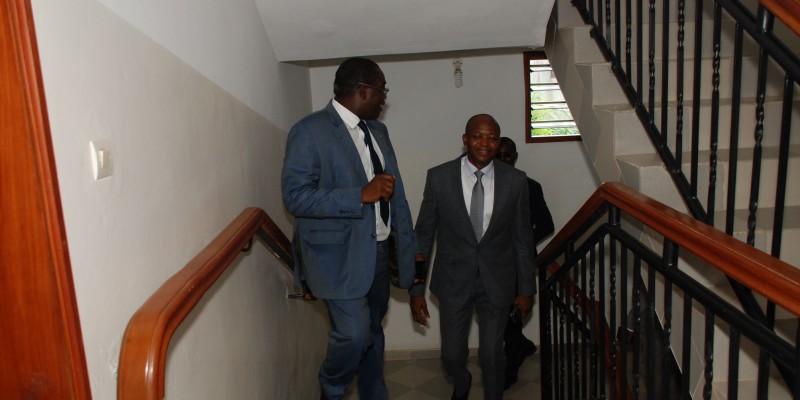 Coopération: L'AGPAOC visite les locaux de ACL à Lomé et Cotonou