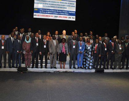 40ème sommet annuelle de l'AGPAOC: Lomé du 17 au 20 Juin 2019